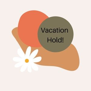 Account is turned on vacation hold!